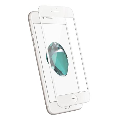 Folie Protectie Ecran Sticla 3D Cellara Pentru iPhone 7/8 - Alb