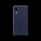 Capac Protectie Spate Huawei Din Silicon Pentru Huawei P20 - Albastru