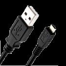 Cablu Transfer Date Mobiama Micro Usb - Negru