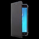 Book Cellara Colectia Attitude Pentru Samsung Galaxy J3 2017 - Negru