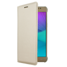 Book Cellara Colectia Attitude Pentru Samsung Galaxy J5 2017 - Auriu