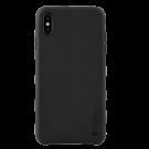 Capac Protectie Spate Cellara Colectia Style Pentru iPhone Xs Max - Negru