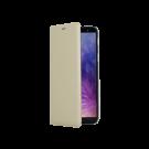 Book Cellara Colectia Attitude Pentru Samsung Galaxy J4 Plus - Auriu