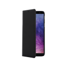 Book Cellara Colectia Attitude Pentru Samsung Galaxy J4 Plus - Negru