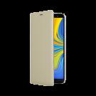 Book Cellara Colectia Attitude Pentru Samsung Galaxy A7 - Auriu