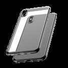 Capac Protectie Spate Cellara Colectia Electro Pentru iPhone Xs Max - Negru