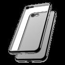 Capac Protectie Spate Cellara Colectia Electro Pentru iPhone 7/8 - Negru