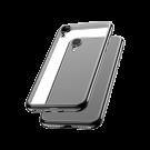 Capac Protectie Spate Cellara Colectia Electro Pentru iPhone Xr - Negru