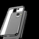 Capac Protectie Spate Cellara Colectia Electro Pentru Samsung Galaxy J6 2018 - Negru