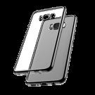 Capac Protectie Spate Cellara Colectia Electro Pentru Samsung Galaxy S8 Plus - Negru