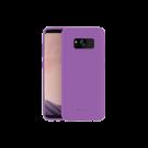 Capac Protectie Spate Cellara Din Silicon Colectia Soft Pentru Samsung Galaxy S8 Plus - Mov