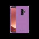 Capac Protectie Spate Cellara Din Silicon Colectia Soft Pentru Samsung Galaxy S9 Plus - Mov