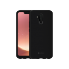 Capac Protectie Spate Cellara Din Silicon Colectia Soft Pentru Huawei Mate 20 Lite - Negru