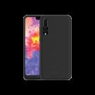 Capac Protectie Spate Cellara Din Silicon Colectia Soft Pentru Huawei P20 Pro - Negru