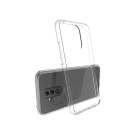 Capac Protectie Spate Cellara Colectia Crystal Pentru Huawei Mate 20 Lite - Transparent