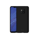 Capac Protectie Spate Cellara Din Silicon Colectia Soft Pentru Huawei Mate 20 Pro - Negru