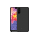 Capac Protectie Spate Cellara Din Silicon Colectia Soft Pentru Huawei P20 - Negru