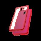 Capac Protectie Spate Cellara Colectia Electro Pentru Samsung Galaxy J6 Plus - Rosu