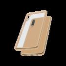 Capac Protectie Spate Cellara Colectia Electro Pentru Samsung Galaxy A7 - Auriu