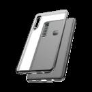 Capac Protectie Spate Cellara Colectia Electro Pentru Samsung Galaxy A9 - Negru