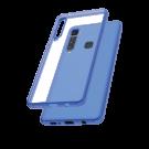 Capac Protectie Spate Cellara Colectia Electro Pentru Samsung Galaxy A9 - Albastru