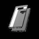 Capac Protectie Spate Cellara Colectia Electro Pentru Samsung Galaxy Note 9 - Negru