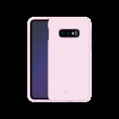 Capac Protectie Spate Cellara Din Silicon Colectia Soft Pentru Samsung Galaxy S10E - Roz