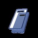 Capac Protectie Spate Cellara Colectia Electro Pentru Samsung Galaxy S10 Plus - Albastru