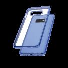 Capac Protectie Spate Cellara Colectia Electro Pentru Samsung Galaxy S10E - Albastru
