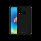 Capac Protectie Spate Cellara Din Silicon Colectia Soft Pentru Huawei P30 - Negru