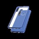 Capac Protectie Spate Cellara Colectia Electro Pentru Huawei P30 Lite - Albastru
