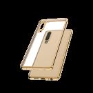 Capac Protectie Spate Cellara Colectia Electro Pentru Huawei P30 - Auriu