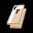 Capac Protectie Spate Cellara Colectia Electro Pentru Huawei P30 Pro - Auriu