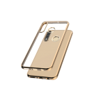 Capac Protectie Spate Cellara Colectia Electro Pentru Huawei P30 Lite - Auriu