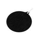 Incarcator Wireless Universal Cellara Cu Material Textil 5V/2A 10W - Negru