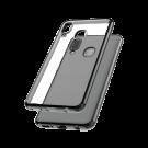 Capac Protectie Spate Cellara Colectia Electro Pentru Samsung Galaxy A20e - Negru