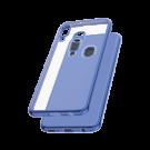Capac Protectie Spate Cellara Colectia Electro Pentru Samsung Galaxy A40 - Albastru