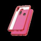 Capac Protectie Spate Cellara Colectia Electro Pentru Samsung Galaxy A40 - Rosu