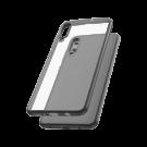 Capac Protectie Spate Cellara Colectia Electro Pentru Samsung Galaxy A70 - Negru