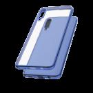 Capac Protectie Spate Cellara Colectia Electro Pentru Samsung Galaxy A70 - Albastru