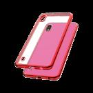 Capac Protectie Spate Cellara Colectia Electro Pentru Samsung Galaxy A10 - Rosu