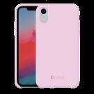 Capac Protectie Spate Cellara Din Silicon Colectia Soft Pentru iPhone Xr - Roz