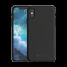 Capac Protectie Spate Cellara Din Silicon Colectia Soft Pentru iPhone Xs Max - Negru