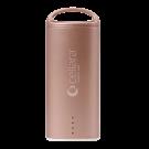 Baterie Externa Cellara Capacitate 5000 Mah - Aurie