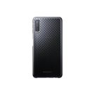 Capac Protectie Spate Samsung Gradiation Pentru Samsung Galaxy A7 2018 - Negru
