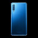 Capac Protectie Spate Samsung Gradiation Pentru Samsung Galaxy A7 2018 - Albastru