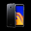 Capac Protectie Spate Samsung Gradiation Pentru Samsung Galaxy J4 Plus - Negru