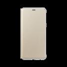 Book Samsung Neon Pentru Samsung Galaxy A8 - Auriu