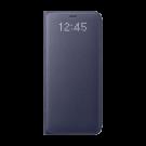 Book Led View Samsung Pentru Samsung Galaxy S8 - Mov