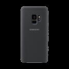 Capac Protectie Spate Samsung Din Silicon Pentru Samsung Galaxy S9 - Negru